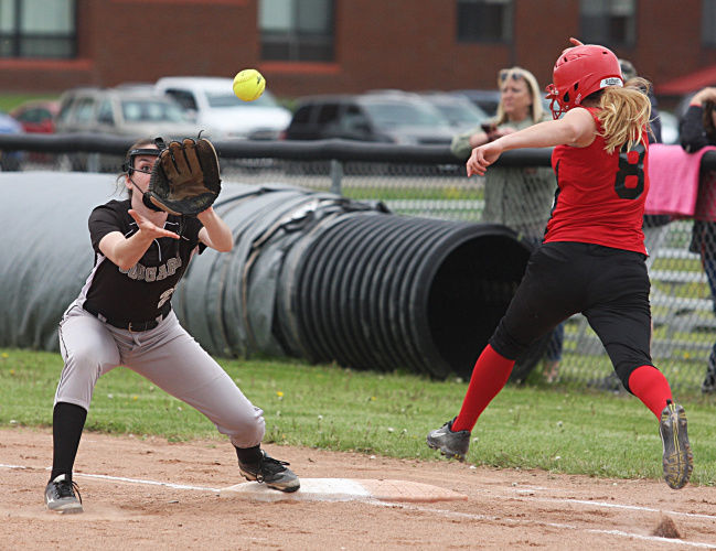 Edwards-Knox finishes senior sweep with Class D title