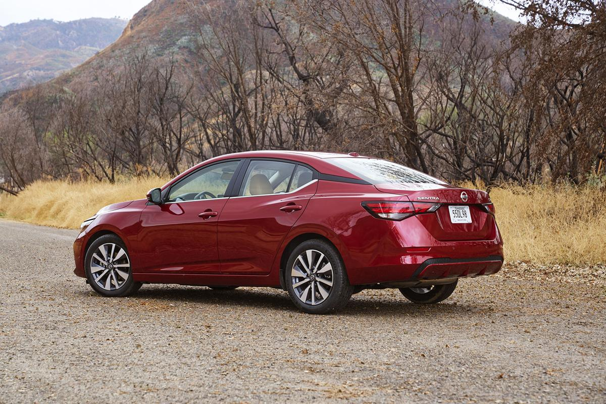 Affordable Nissan Sentra makes your pulse accelerate, until you hit the gas pedal