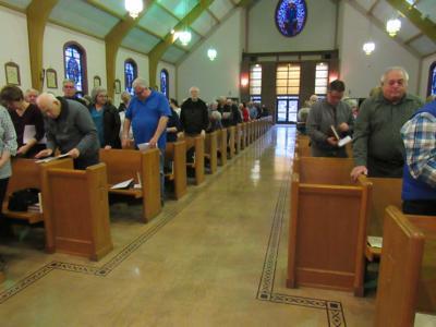 Massena clergymen in quarantine