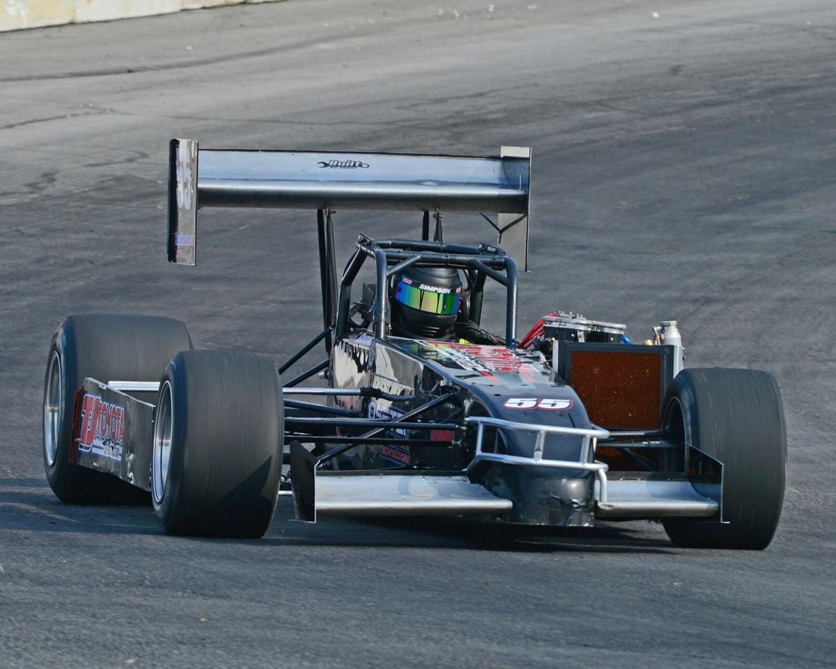 Oswego points leader Shullick Jr. aiming to be Mr. Supermodified