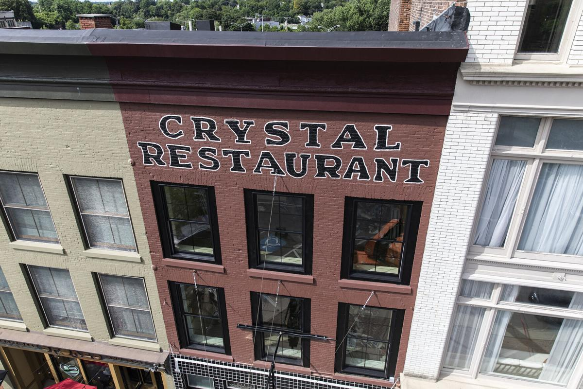 Iconic Crystal Restaurant's makeover finally complete