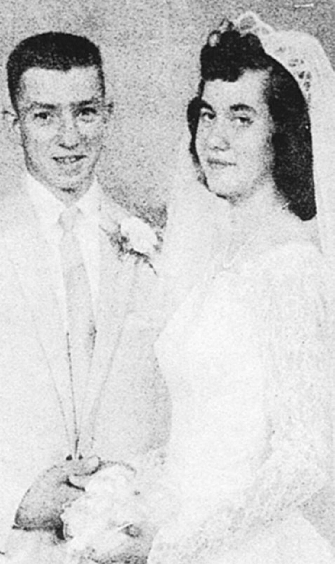 Mr. and Mrs. Duane F. Brouty, 60 years