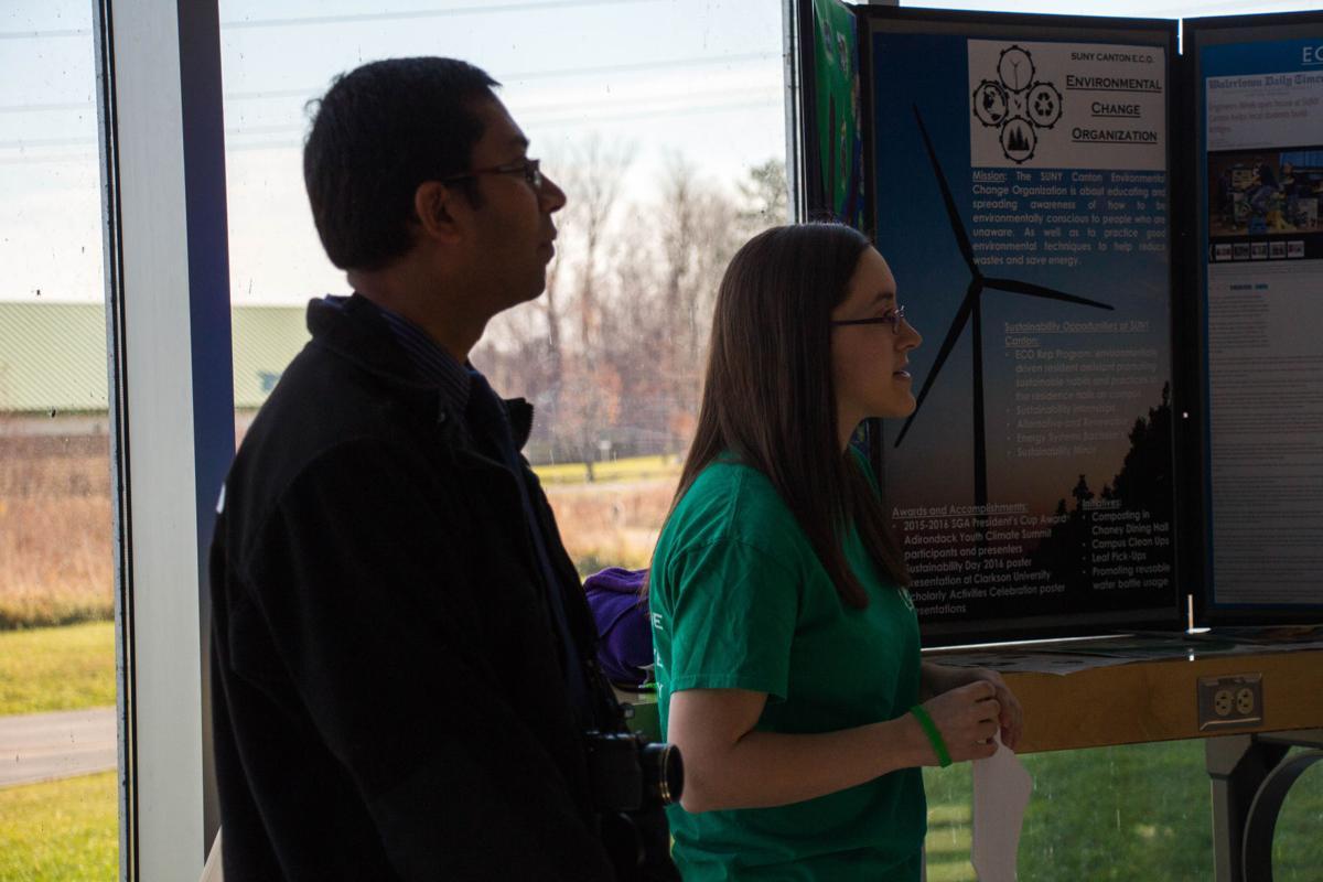 SUNY Canton professor starts sustainability club