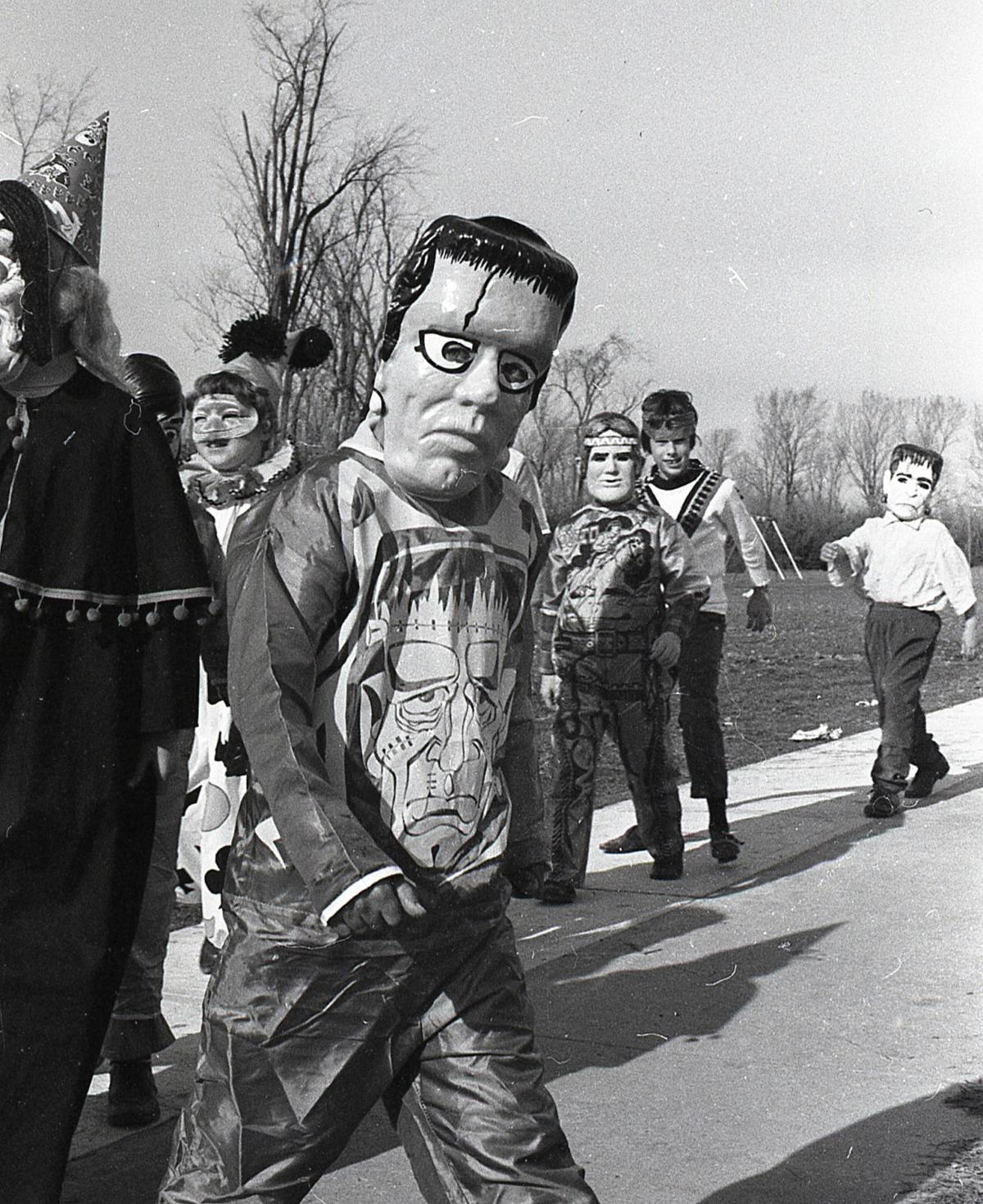 How the hijinks of Halloween evolved through the years