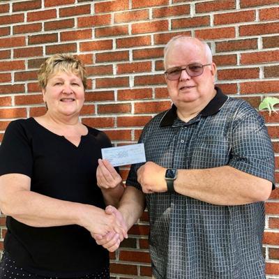 Nancy Wenzel wins Dollars for Scholars duck derby