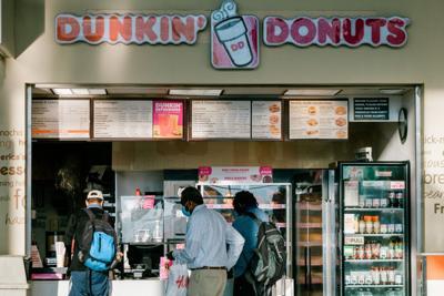 Will jars of salad sell at a doughnut shop?