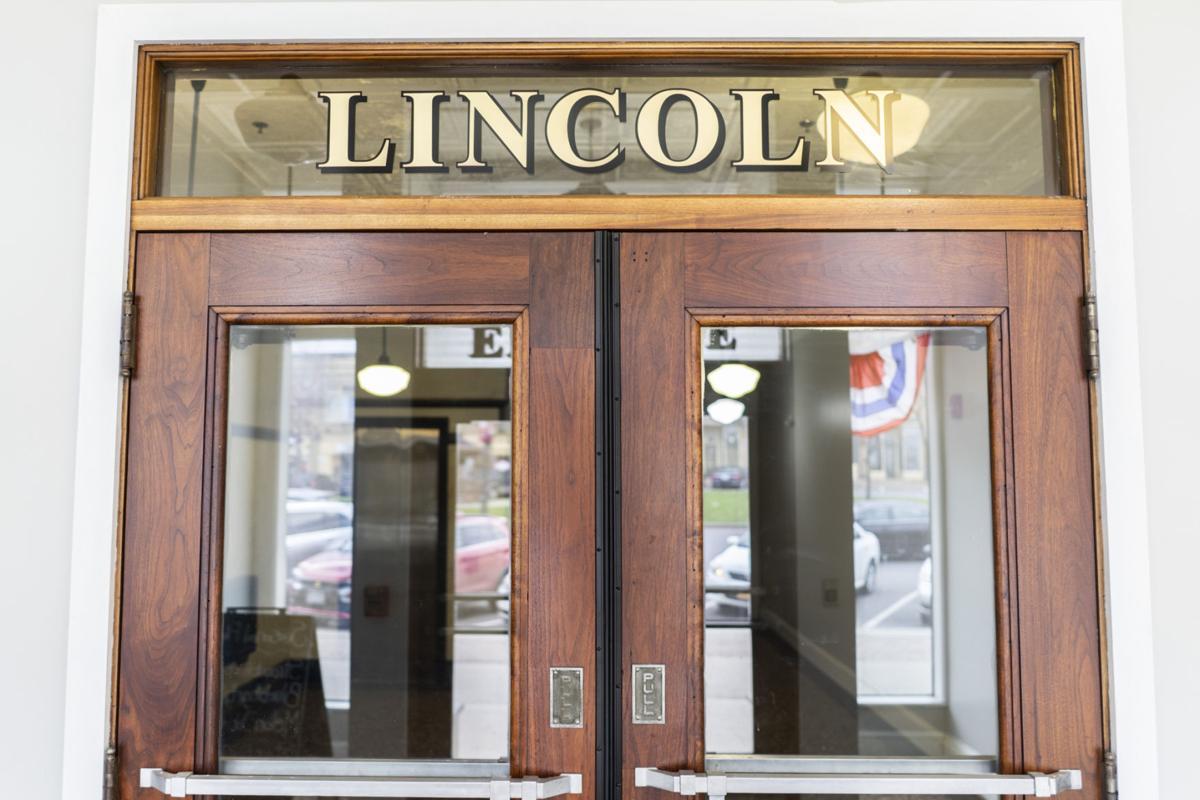 Lincoln Building restoration