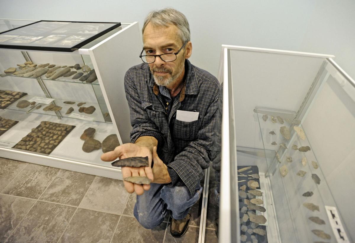 Heritage Center back on track