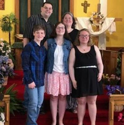 Cleveland UMC welcomes new pastors