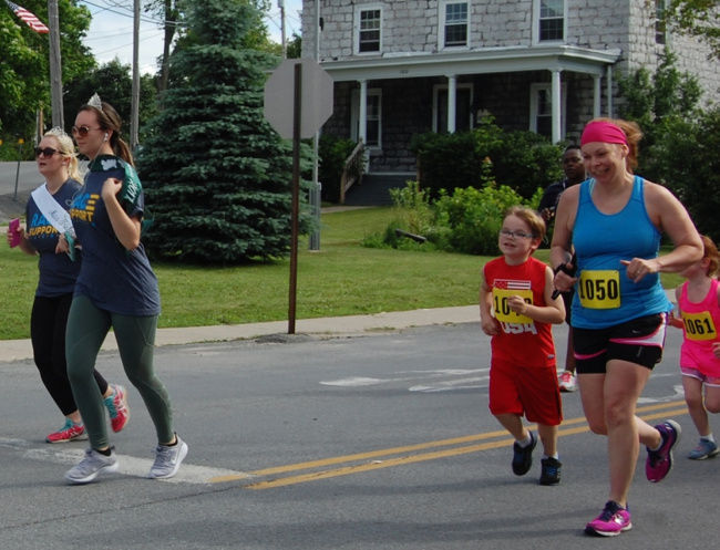 It Takes a Village 5K to benefit Good Neighbors Network