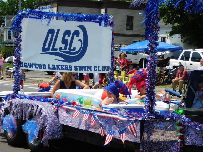 Oswego celebrates Independence Day with Sunday parade