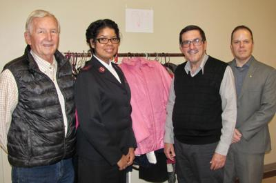 Rotary seeks winter garments for the Salvation Army