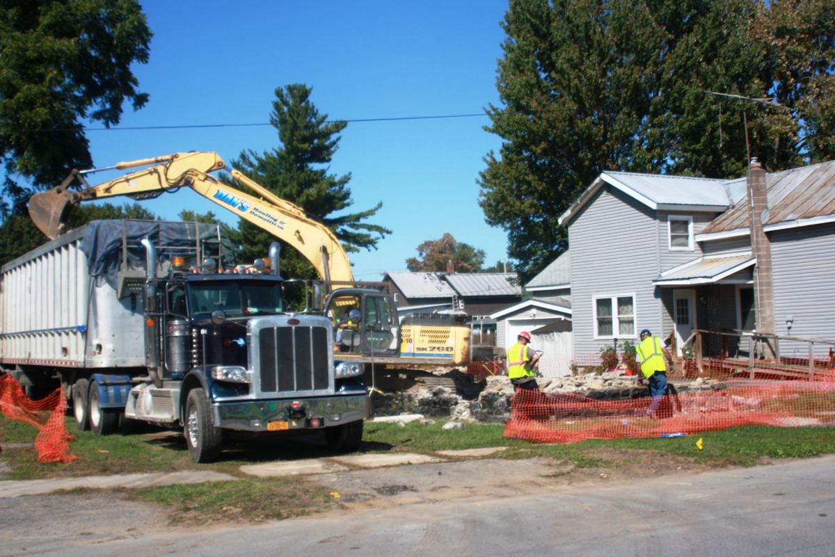 Derelict homes being cleared by Land Bank