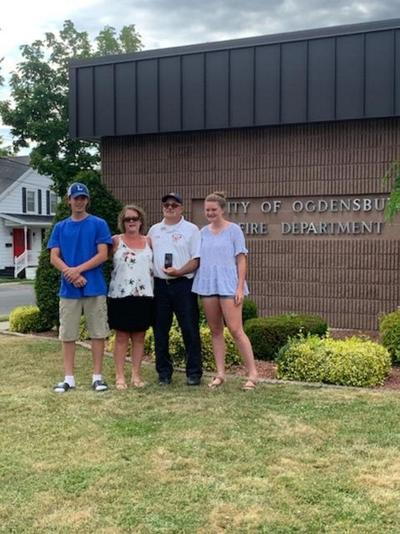 LaRock retires from OFD after 28 years of service