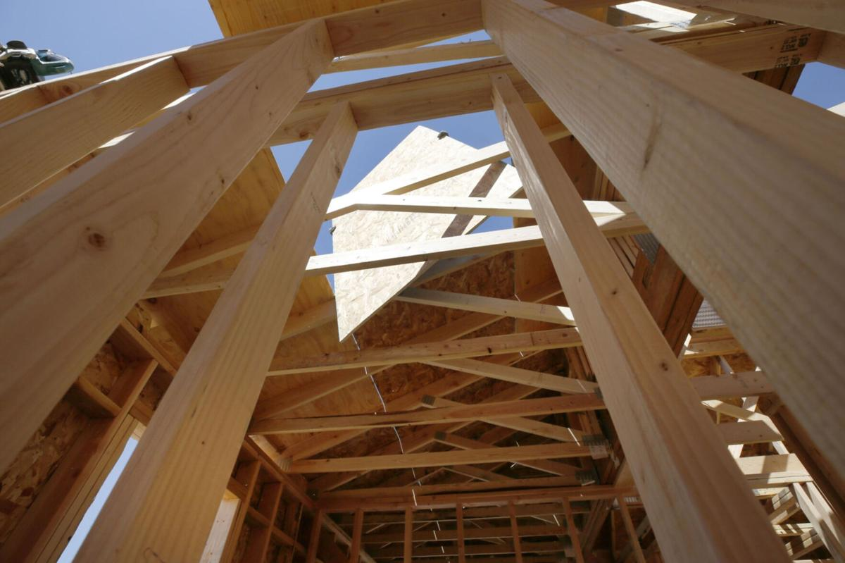 Home buyers' wallets hammered as prices spike for plywood substitute