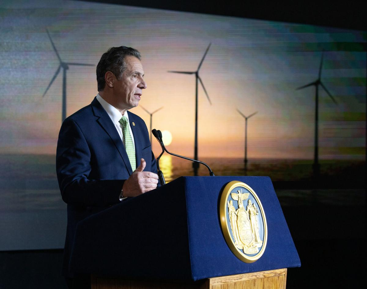 Green energy powers 3rd State of State