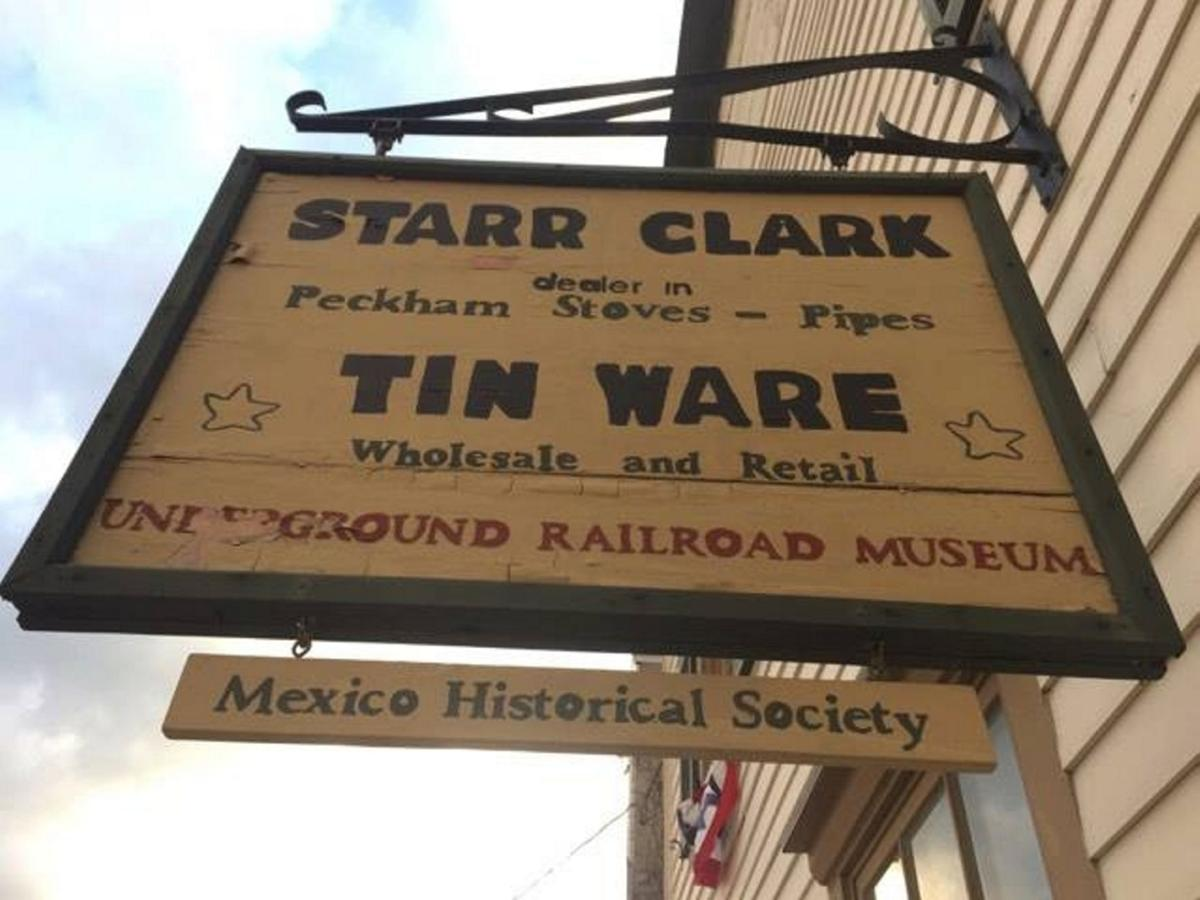 During Christmas in Mexico visit Starr Clark Tin Shop and Underground Railroad Museum