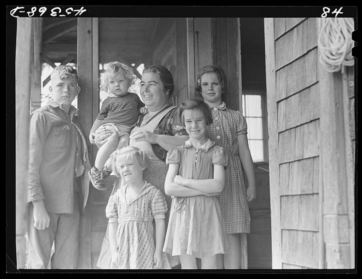 Pine Camp 1941
