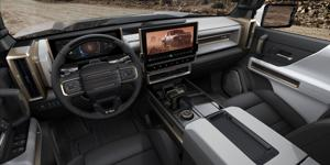 GM debuts electric Hummer pickup with $80,000 starting price.