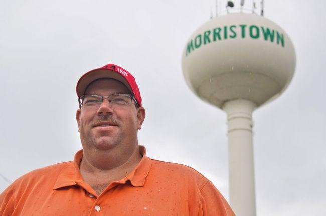 'Mr. Morristown' takes Alex Bay job
