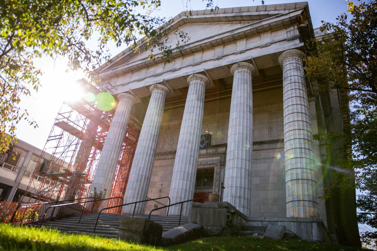 Masonic Temple work to restart