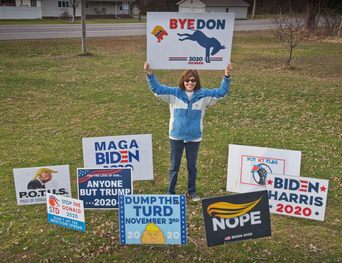 One week after election called for Biden, north country voters react