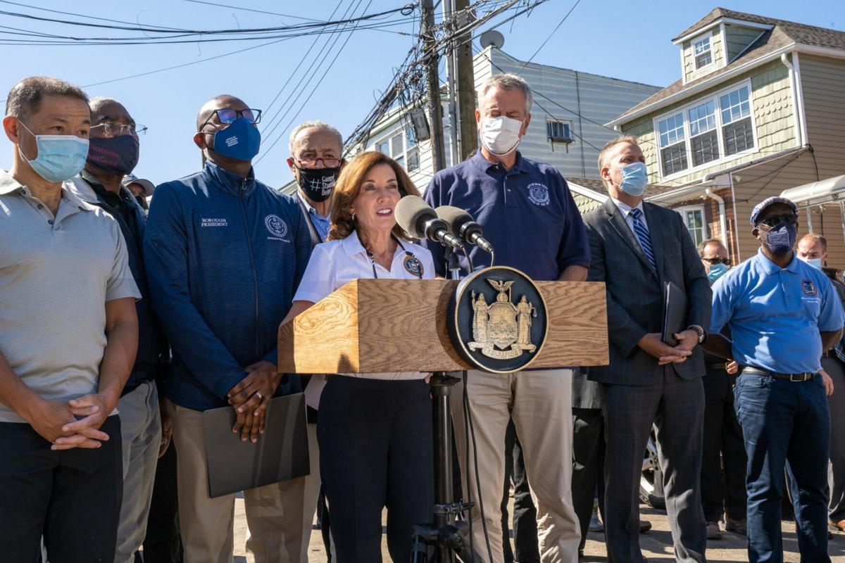 Federal storm relief rushed for 14 N.Y. counties
