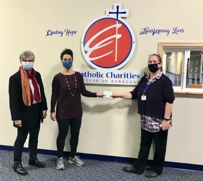 Fulton Block Builders supports Catholic Charities