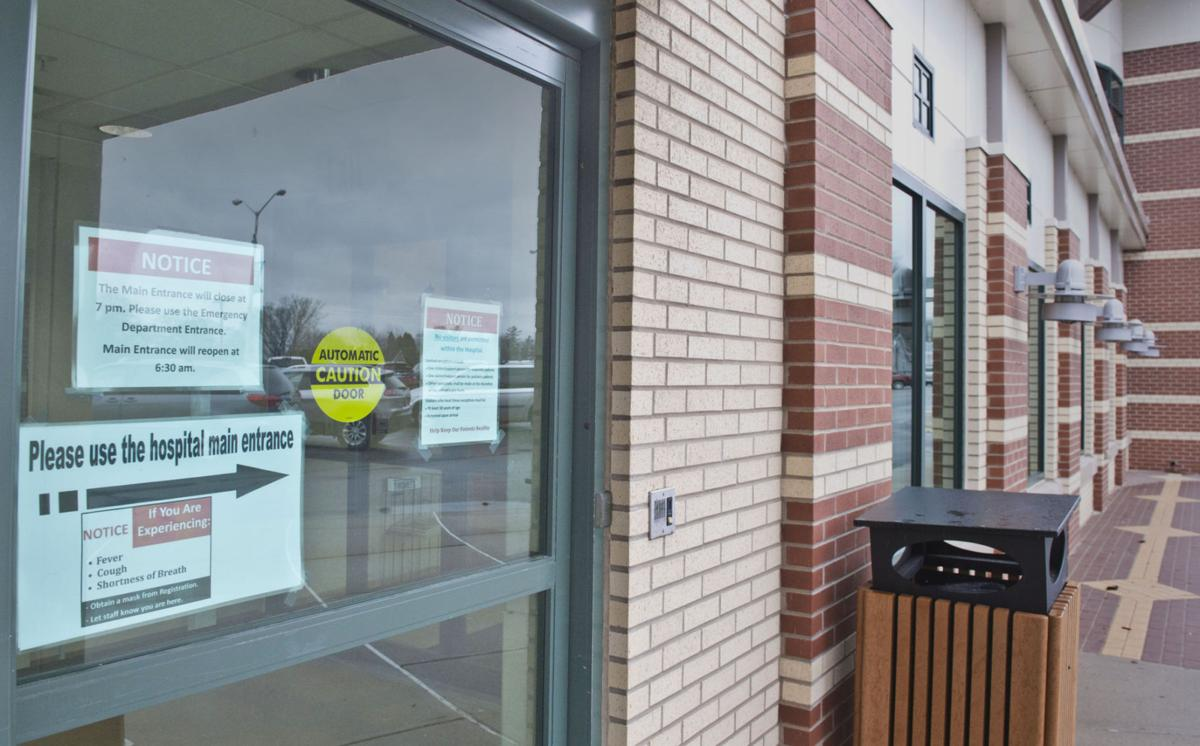 NNY hospitals ramp up COVID-19 screening, tests
