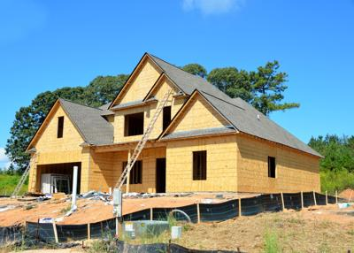 Yes, even newly built homes need maintenance