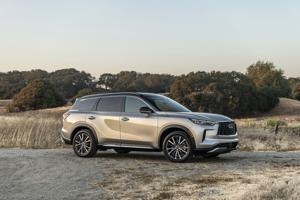 Nissan hopes 2022 Infiniti QX60 SUV reignites a passion for its luxury brand.