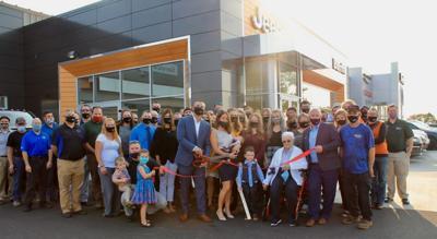 Burritt Motors cuts ribbon on $9 million dealership; new collision center