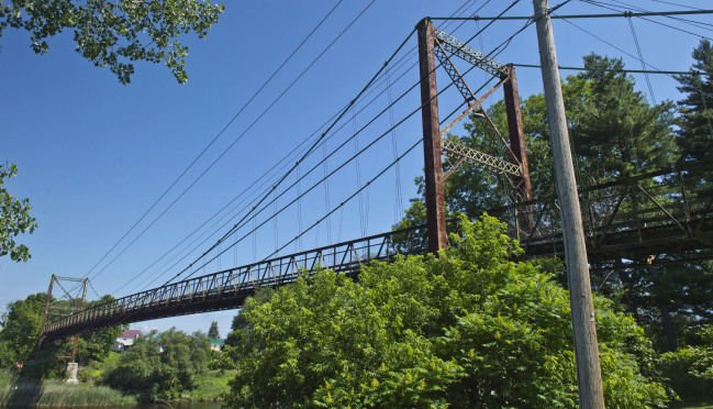 Massena bridge to get historic marker