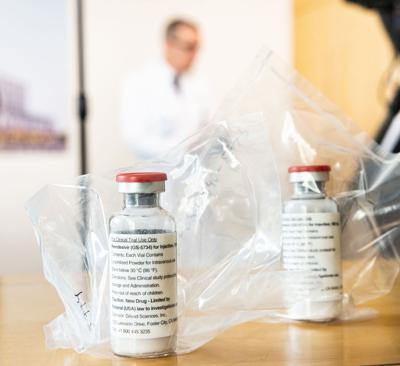 Trump: Remdesivir cleared for emergency use against virus