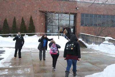 OMS students successfully return in-person via hybrid model
