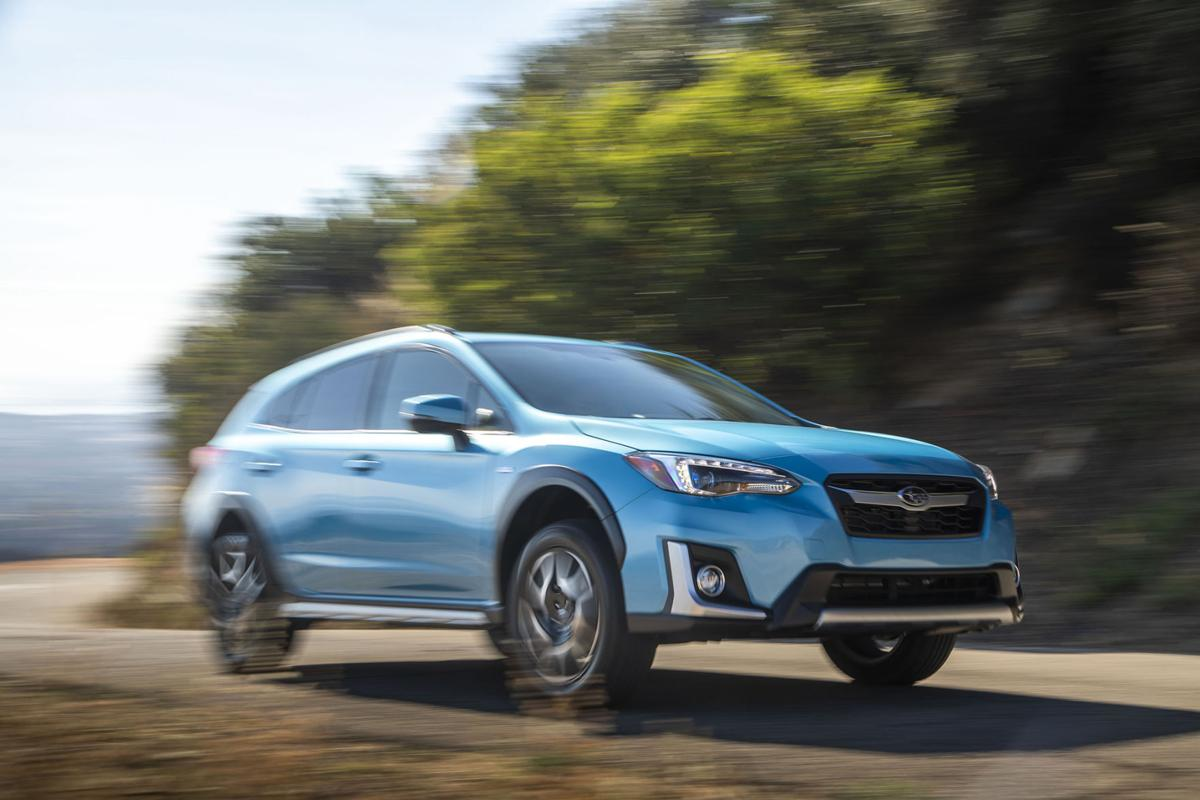 Crosstrek Hybrid delivers fuel economy, but there's more to life than mileage