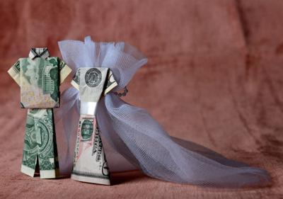 Married to debt Couples are taking out loans to pay for their weddings