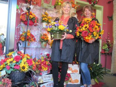Massena florist shop marks 15th year