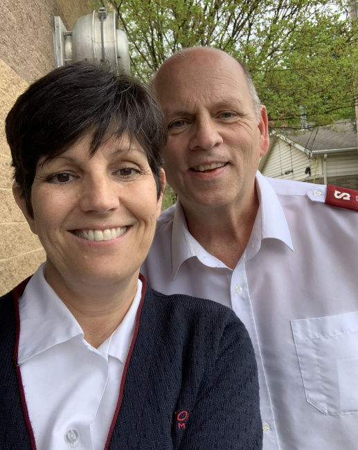 New Salvation Army commanders coming to Massena