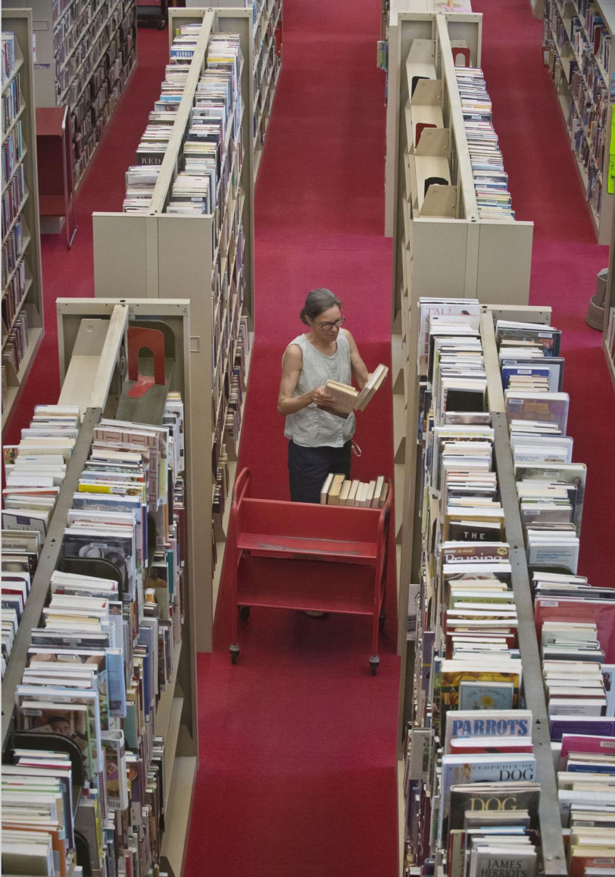 Potsdam Library set for overhaul