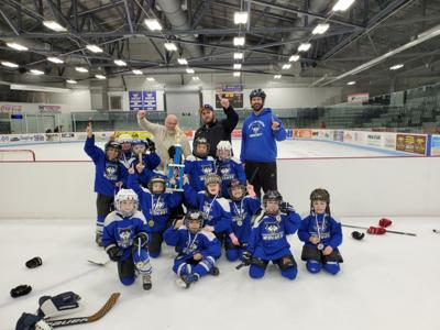 Watertown tops Canton at Mites March event