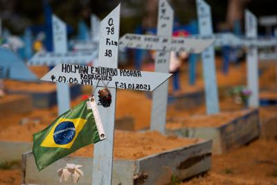 Some experts believe half the world's COVID-19 deaths gone uncounted