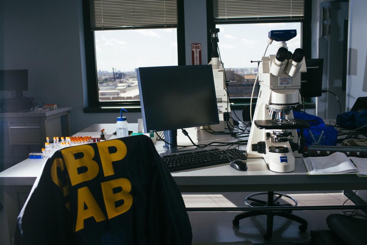 Microscopic 'fingerprints' U.S. government enlists scientists to track drug loads, crack cold cases