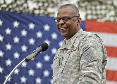 Retired Gen. Lloyd J. Austin III