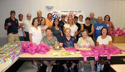 Oswego Elks supports OCO Nutrition Services