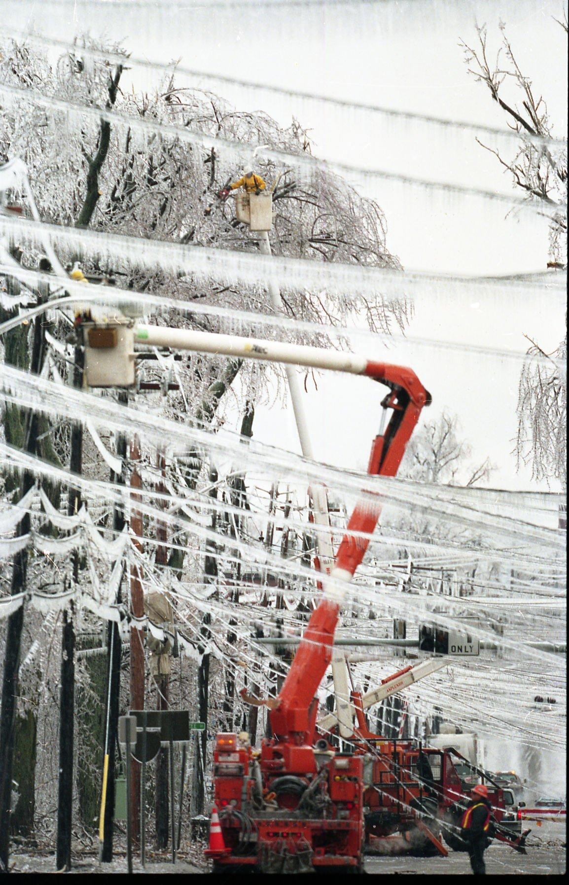 Twenty years on, residents remember '98 ice storm | News ...