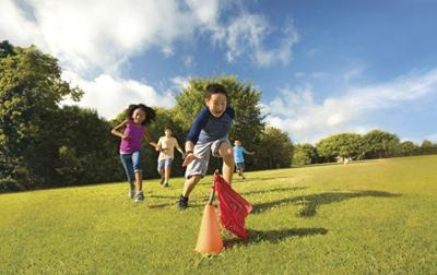 Oswego YMCA offers summer camp with fun games and social distancing