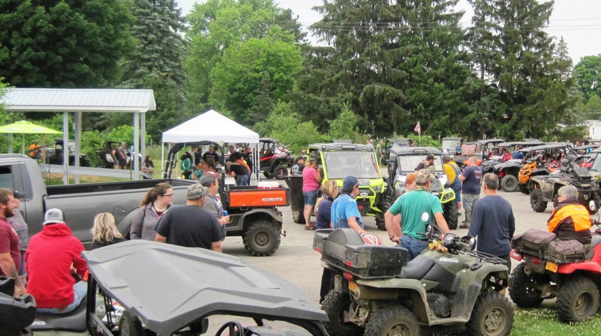 Norwood's annual ATV run draws 300 riders