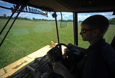 Farmers pushing against labor law