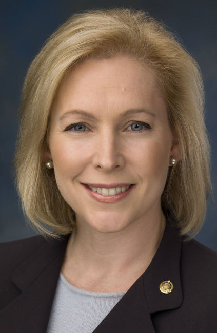 Gillibrand focuses on water